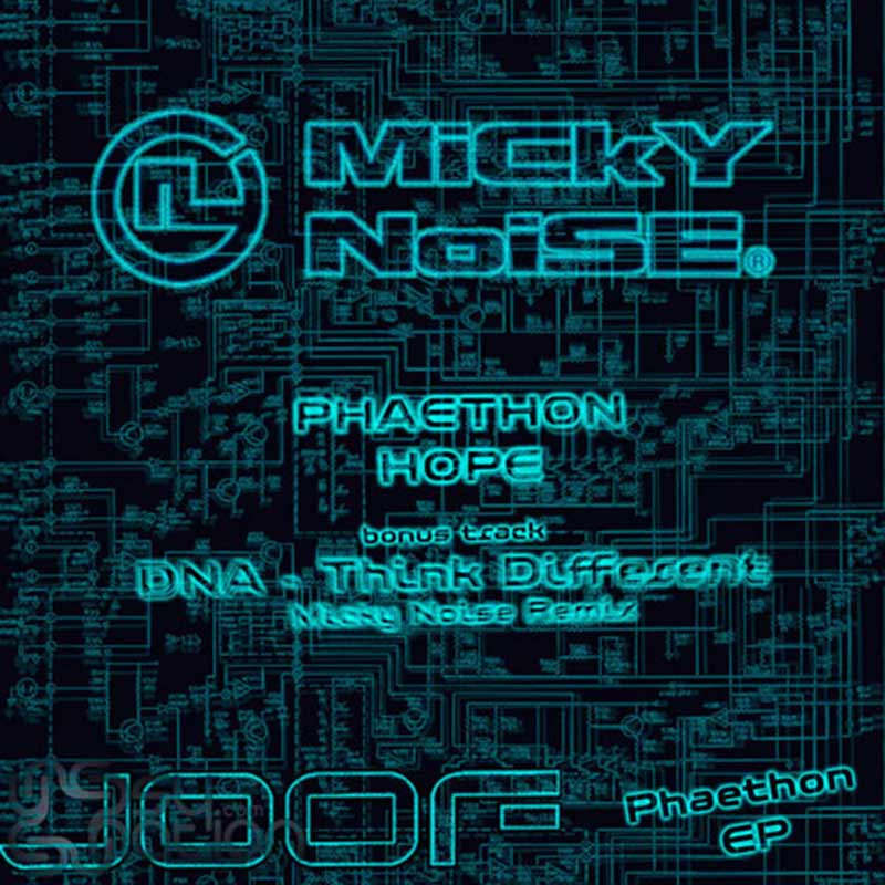 Micky Noise - Phaethon EP