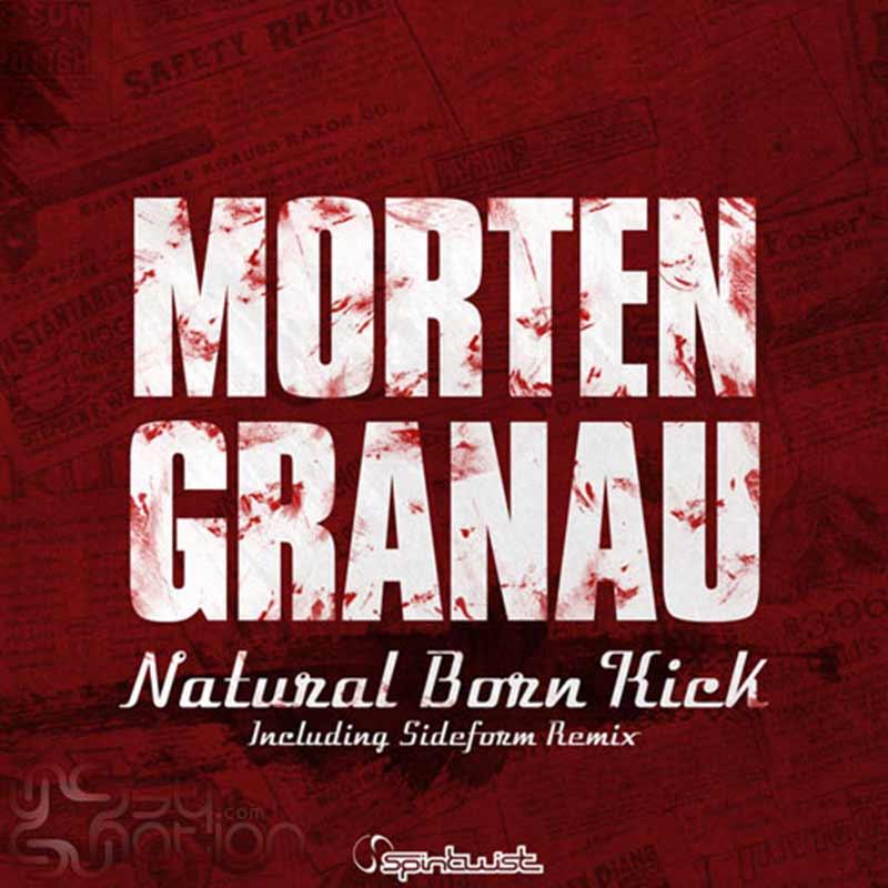 Morten Granau - Natural Born Kick