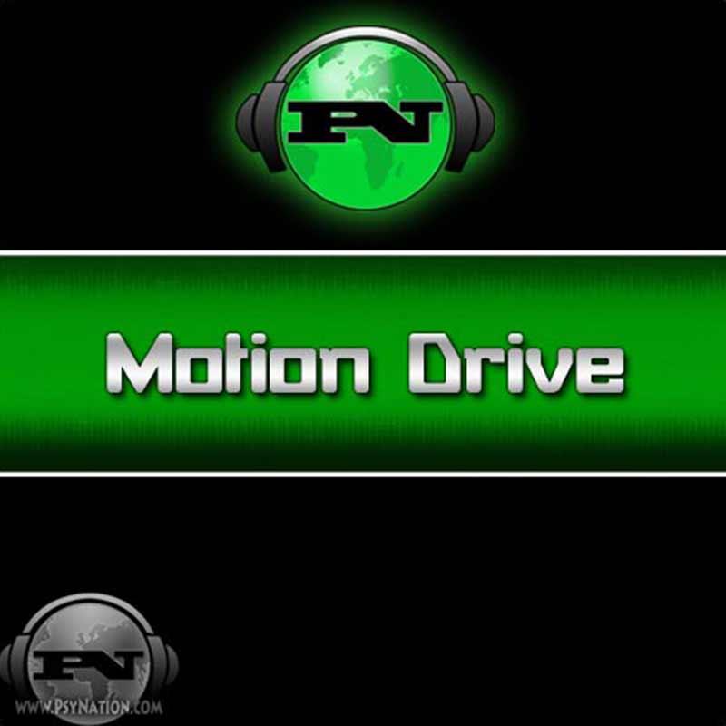 Motion Drive - Live 2009 (Set)