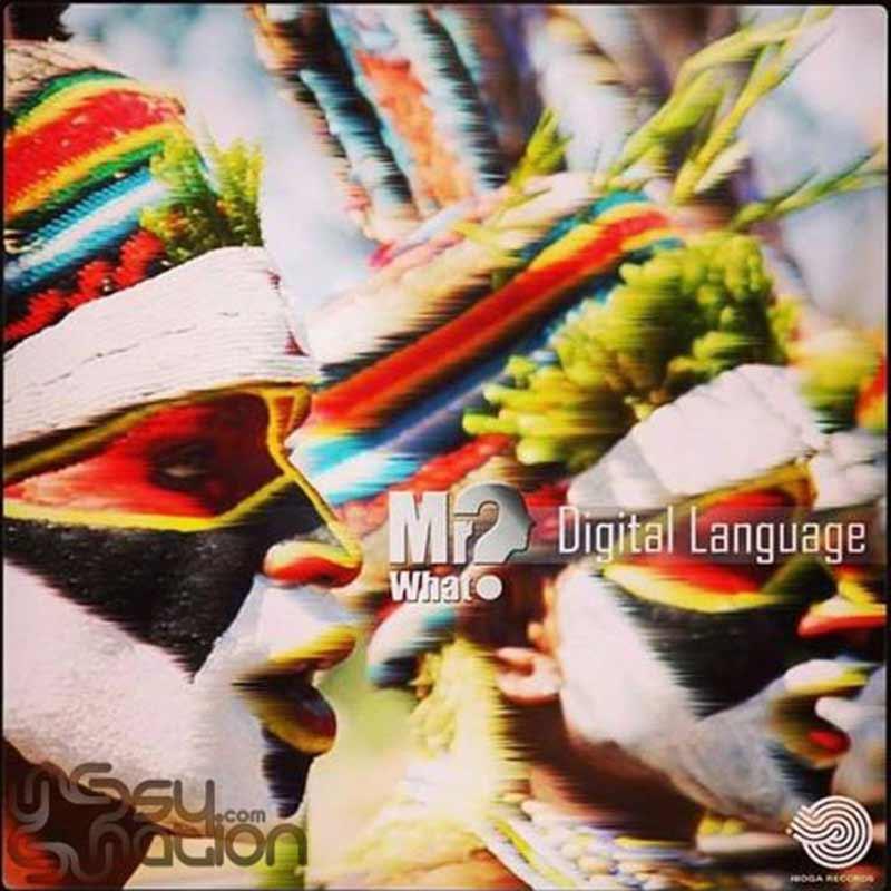 Mr. What - Digital Language