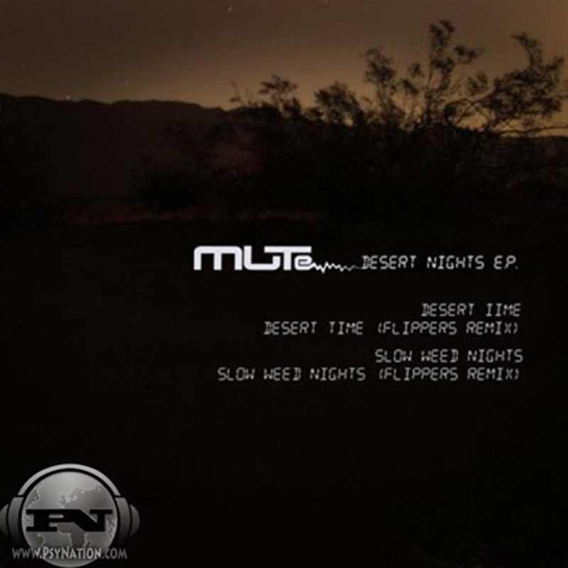 Mute - Desert Nights EP