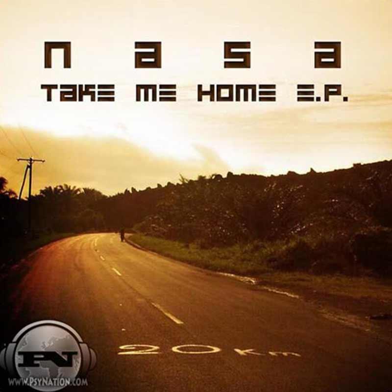 N.A.S.A. -  Take Me Home EP