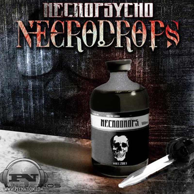 Necropsycho - Necrodrops