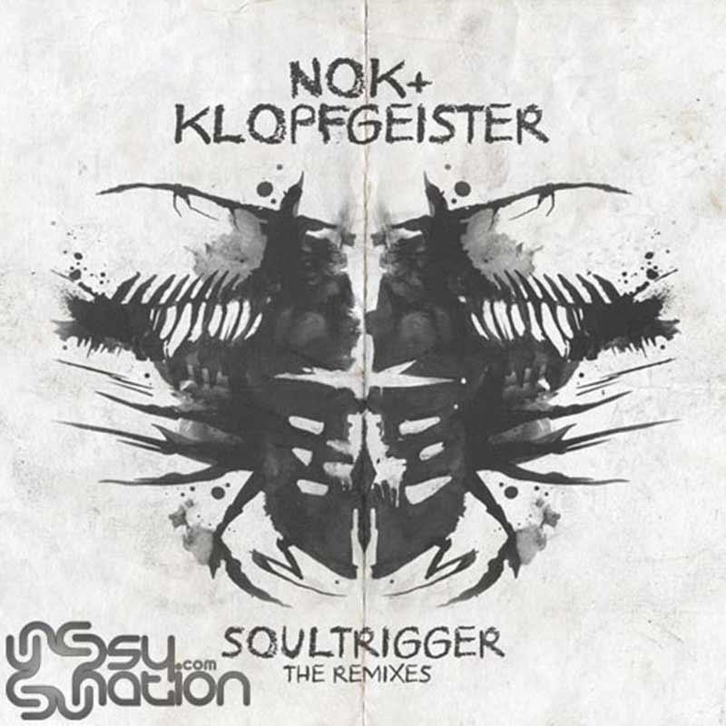 NOK & Klopfgeister - Soultrigger: The Remixes