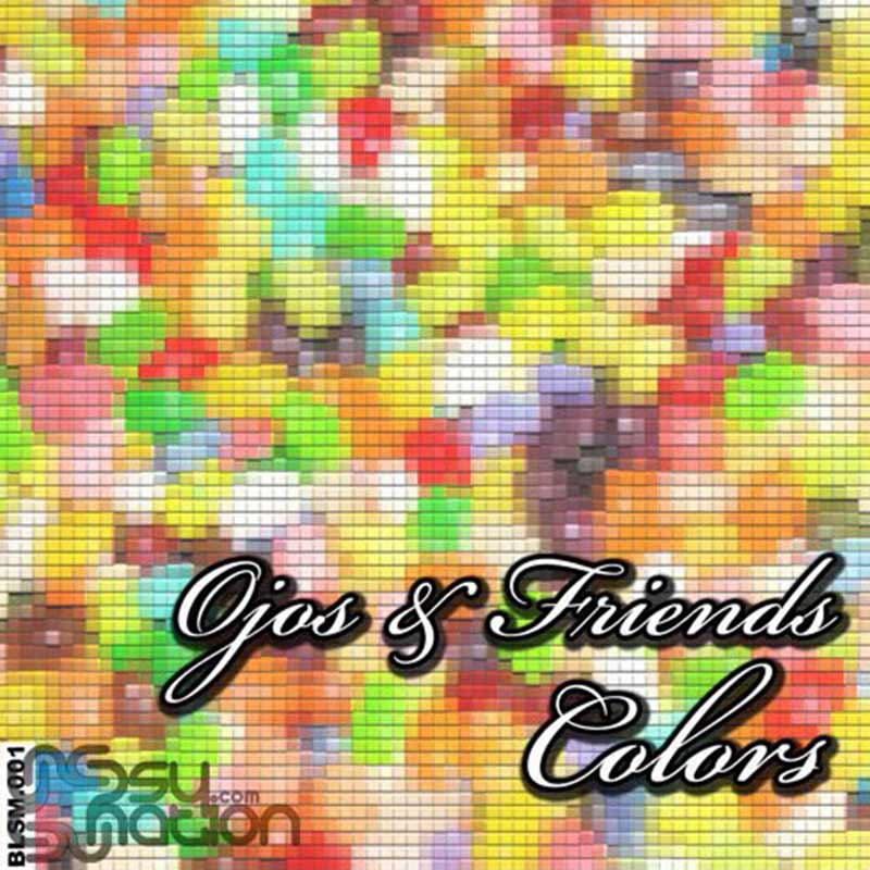 Ojos & Friends - Colors