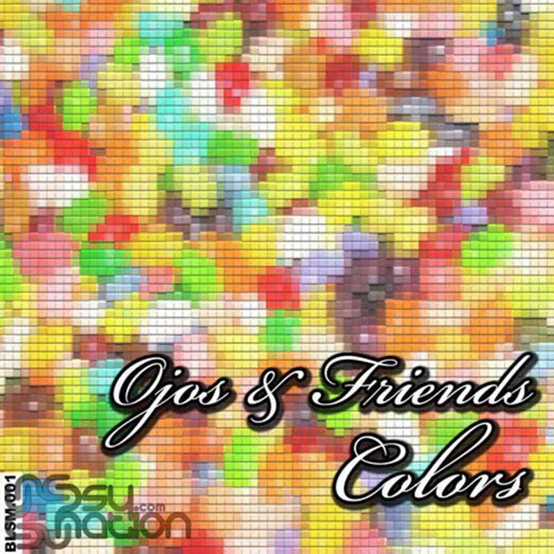 Ojos & Friends - Colors