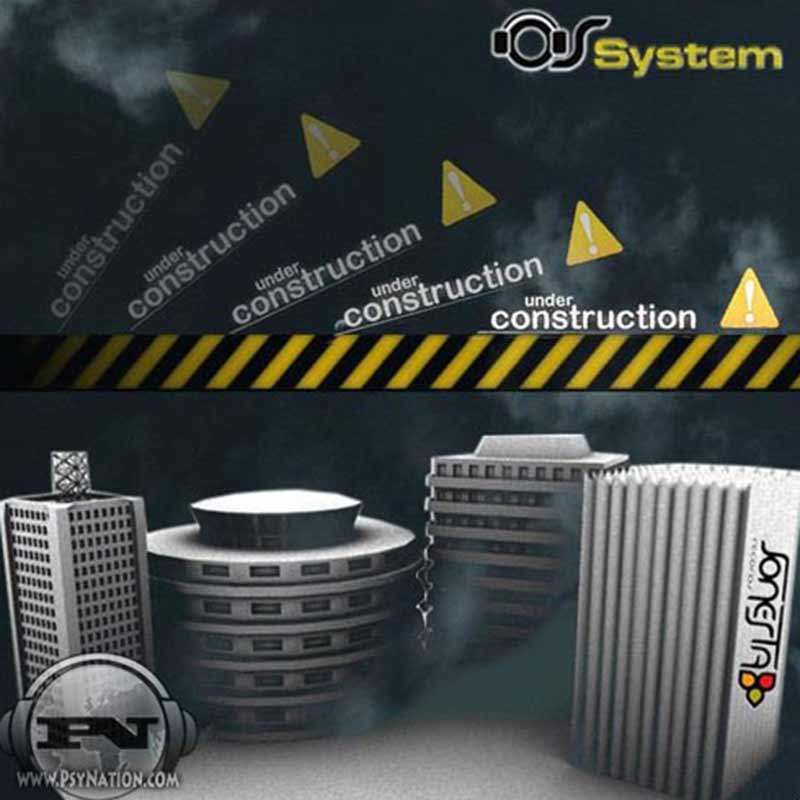 O.S. System - Under Construction EP