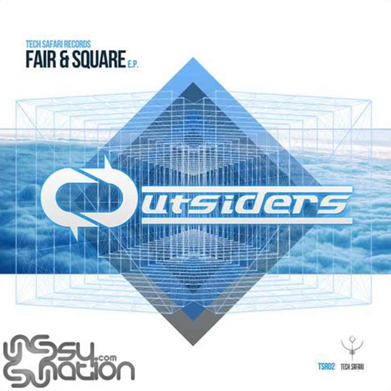 Outsiders - Fair And Square EP