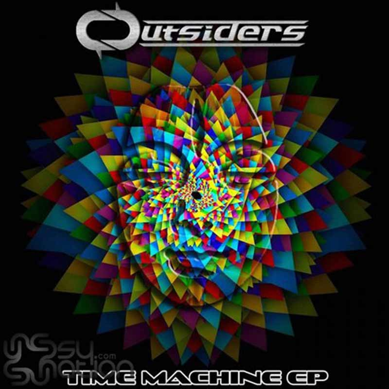 Outsiders - Time Machine EP