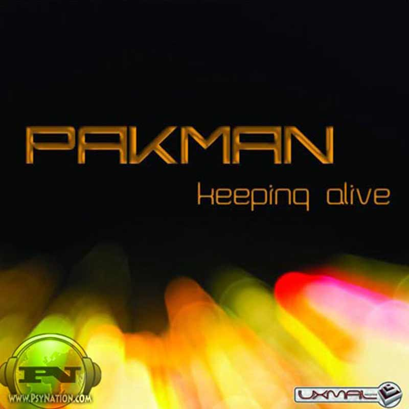 Pakman - Keeping Alive