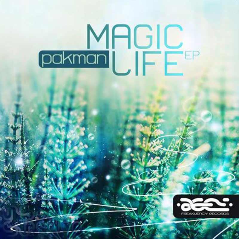 Pakman - Magic Life EP