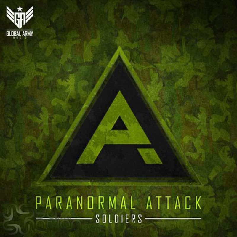 Paranormal Attack - Soldiers