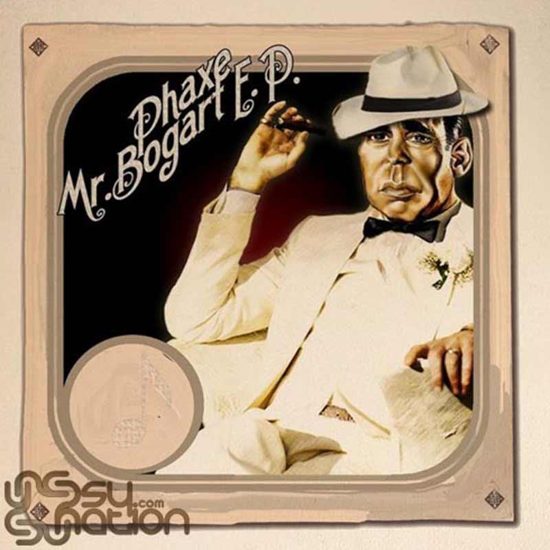 Phaxe - Mr. Bogart EP