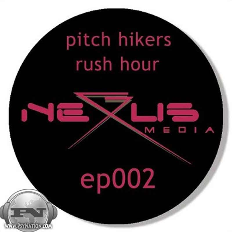 Pitch Hikers - Rush Hour EP