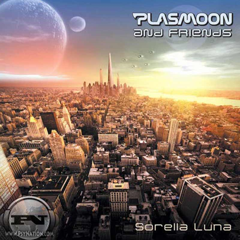 Plasmoon And Friends - Sorella Luna