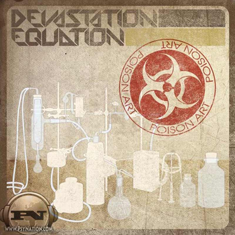 Poison Art - Devastation Equation