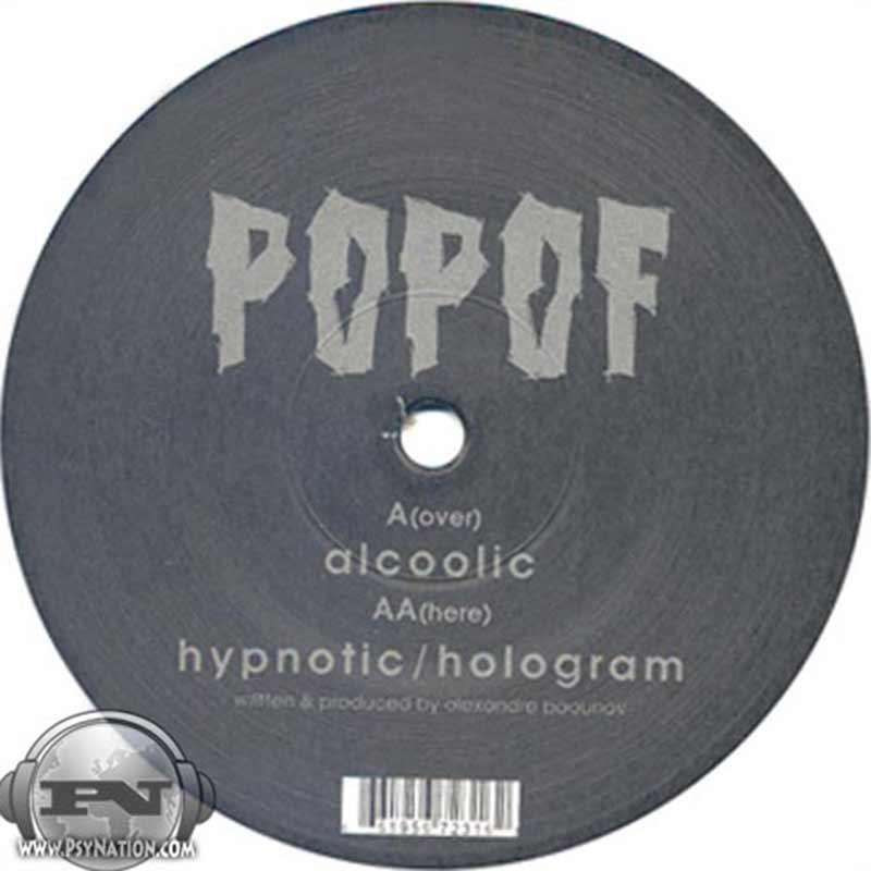 Popof - Alcoolic EP