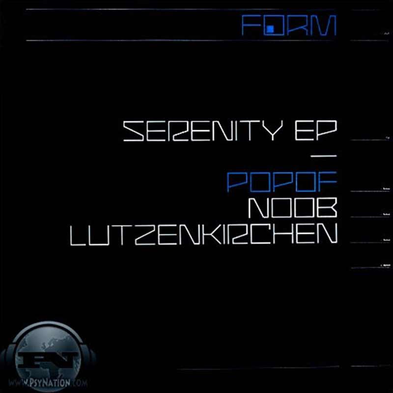 Popof - Serenity EP