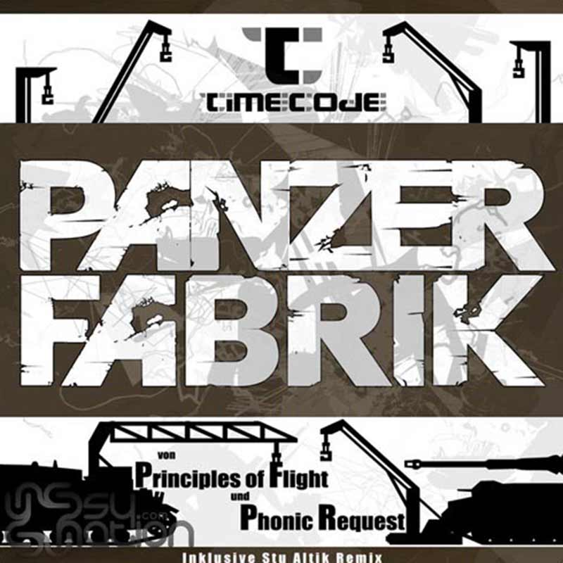 Principles Of Flight & Phonic Request - Panzer Fabrik