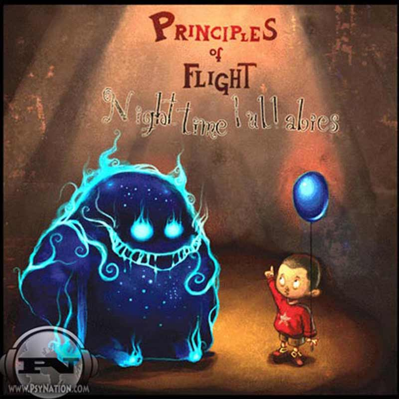 Principles Of Flight - Night Time Lullabies