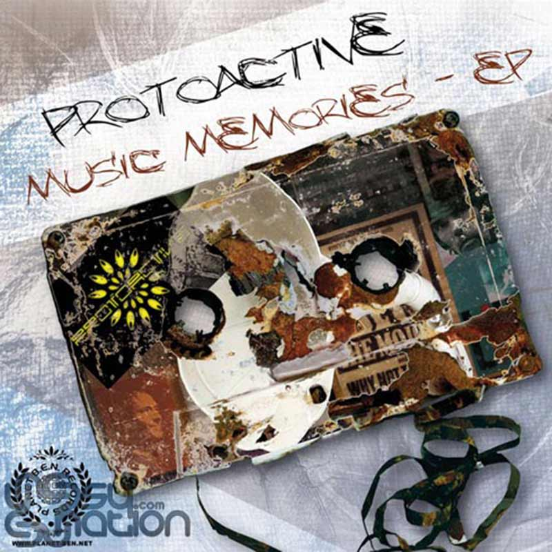 Protoactive - Music Memories