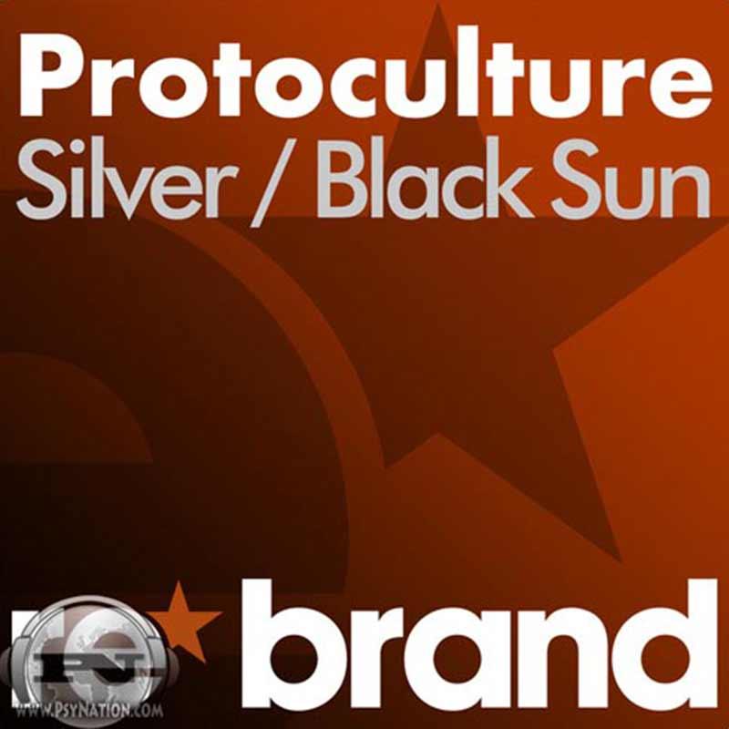 Protoculture - Silver / Black Sun