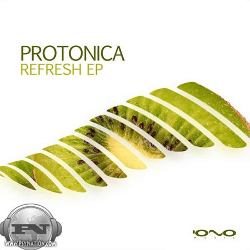 Protonica – Refresh EP