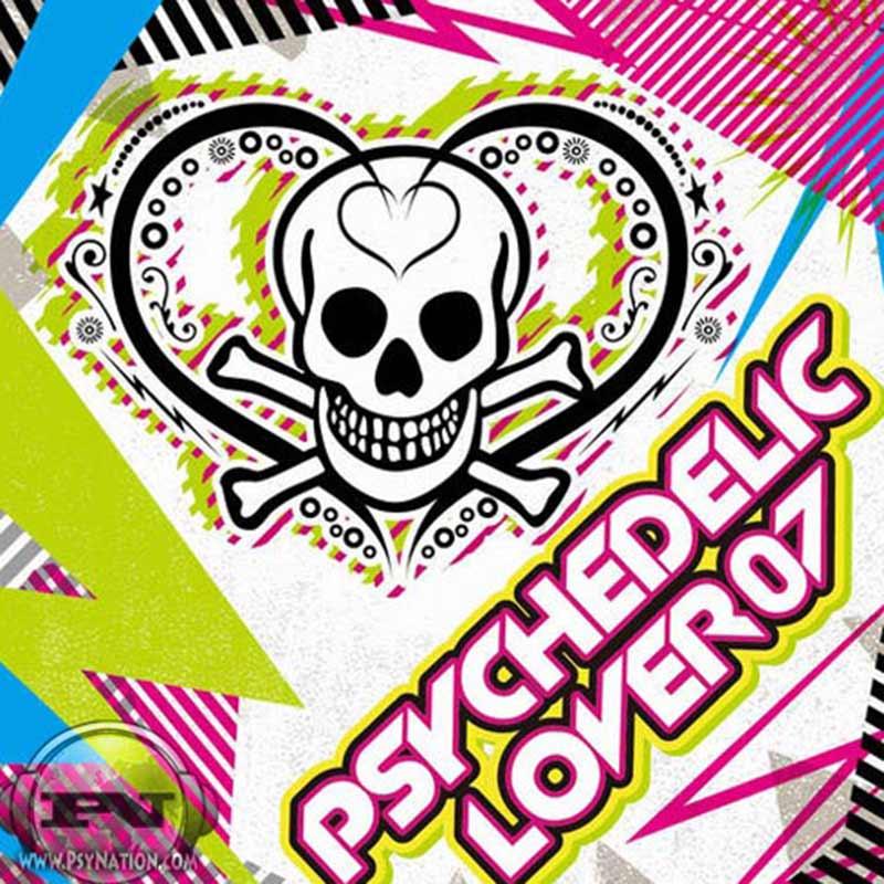 V.A. - Psychedelic Lover 7