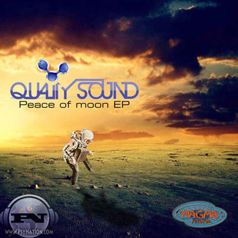 Quality Sound - Peace Of Moon EP