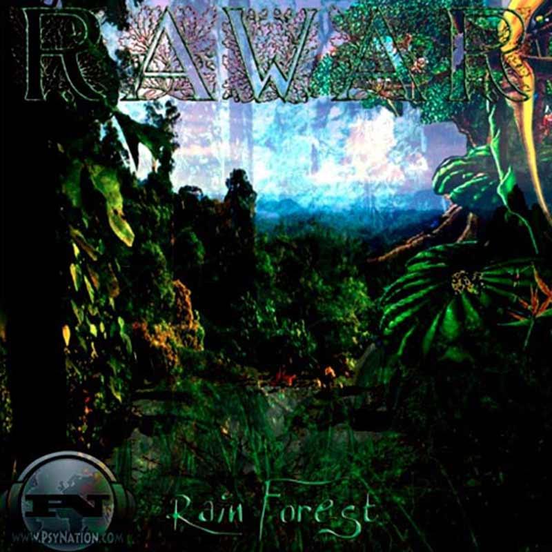 Rawar - Rain Forest EP