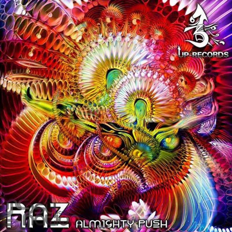 Raz – Almighty Push