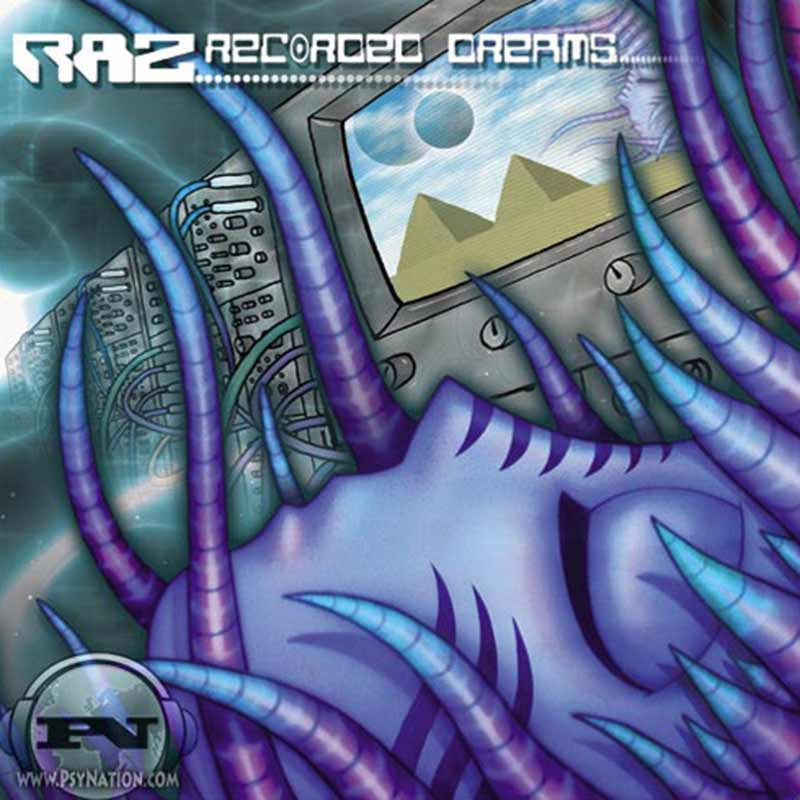 Raz - Recorded Dreams