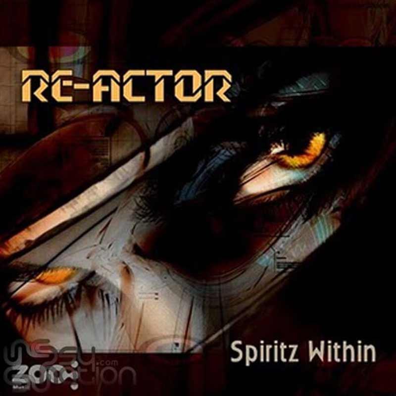 Re-Actor - Spiritz Within