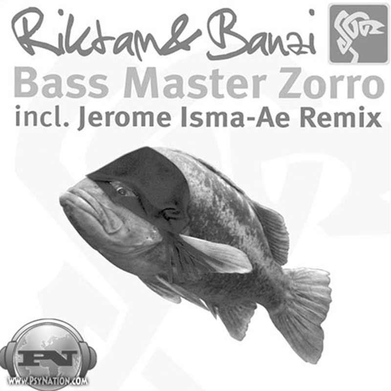 Riktam & Bansi - Bass Master Zorro