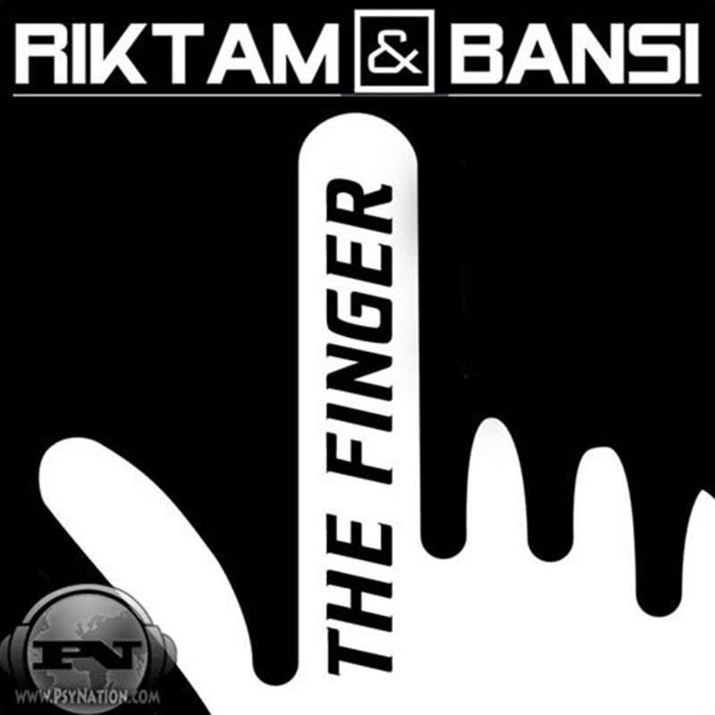 Riktam & Bansi - The Finger EP