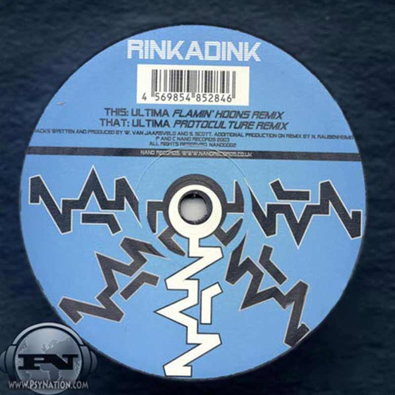 Rinkadink - Ultima Remixes