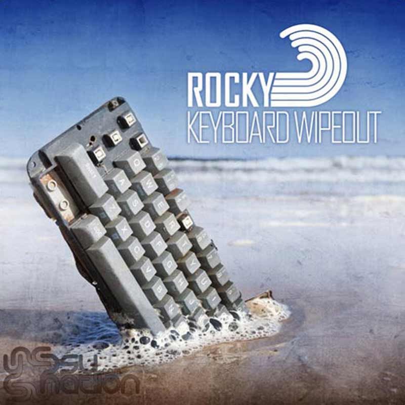 Rocky - Keyboard Wipeout
