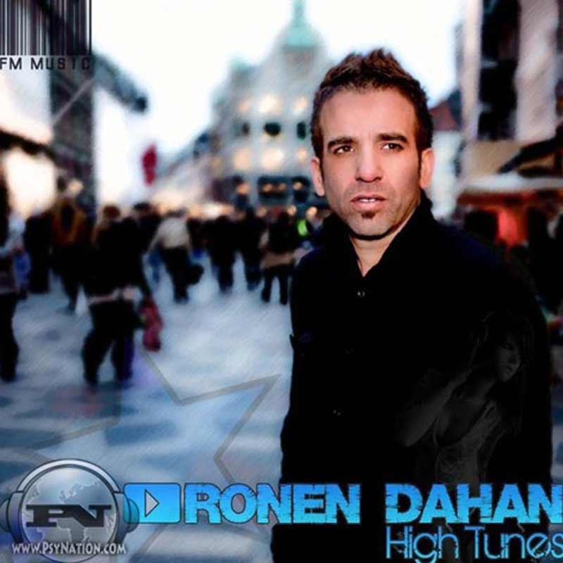 Ronen Dahan - High Tunes EP