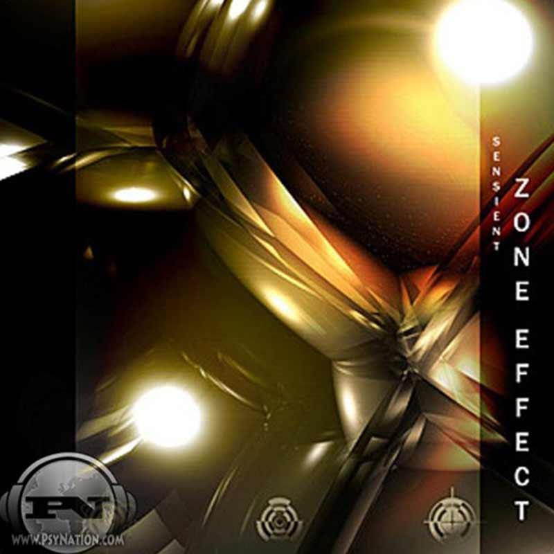 Sensient - Zone Effect EP