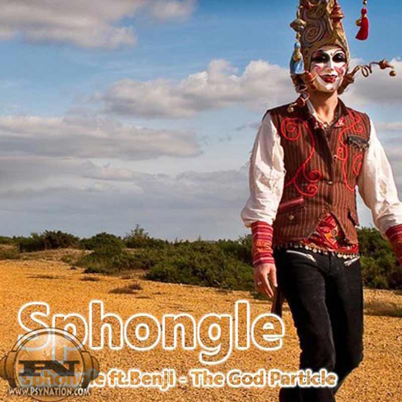 Shpongle Feat. Benji - The God Particle
