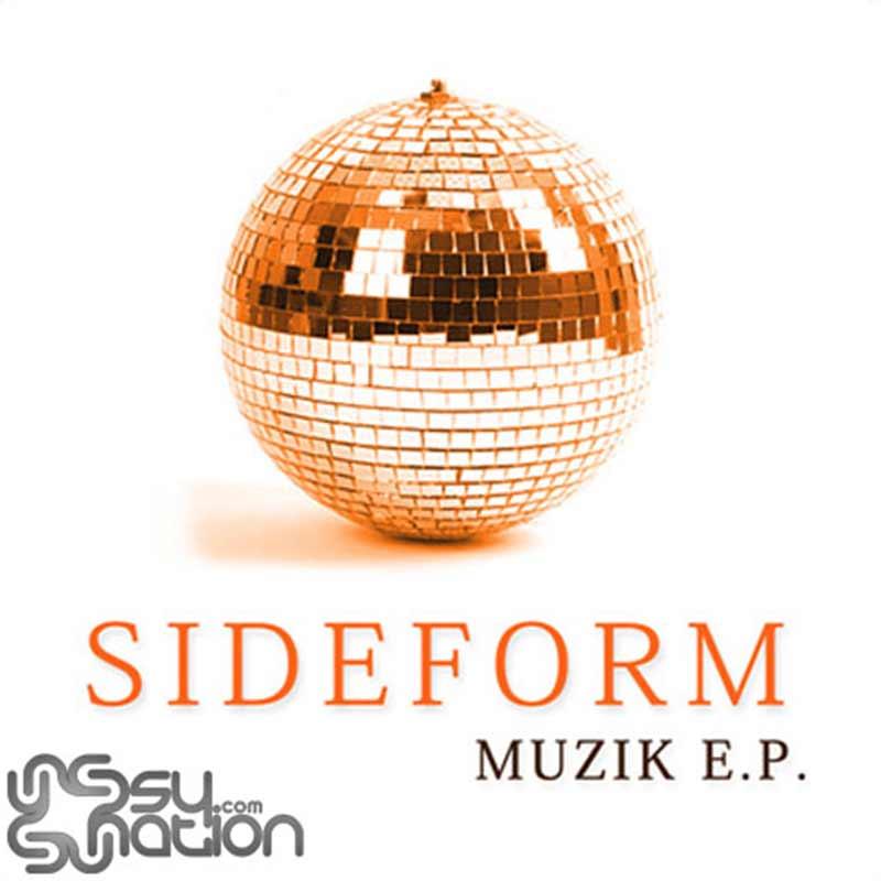 Sideform - Muzik EP