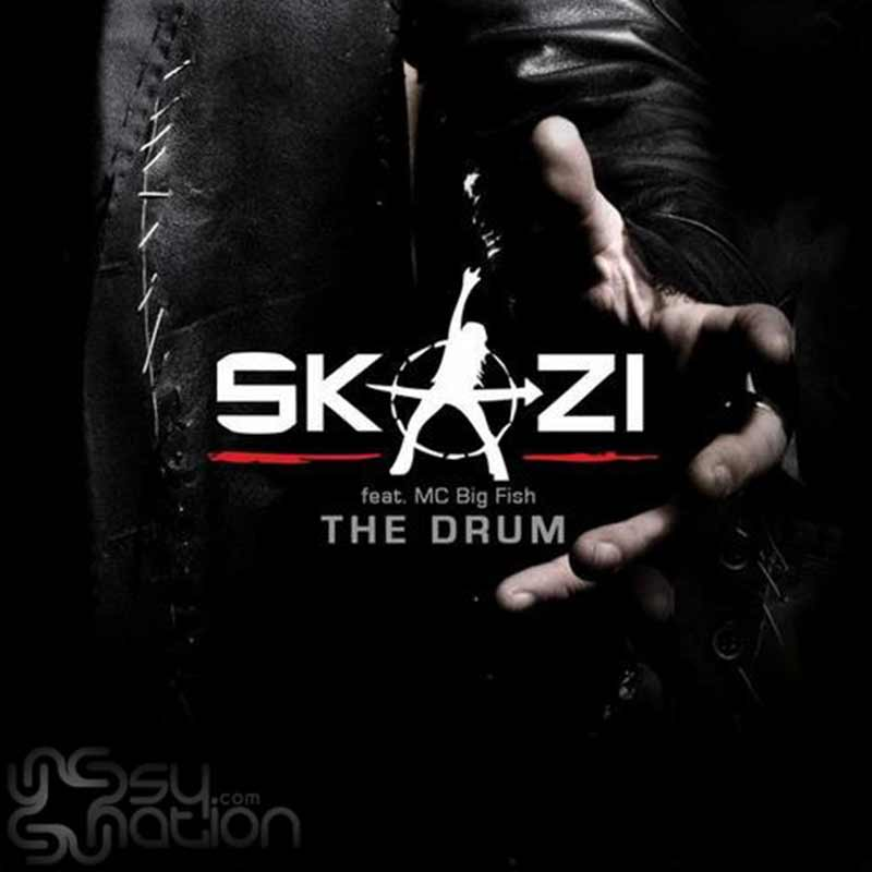 Skazi Feat. MC Big Fish - The Drum