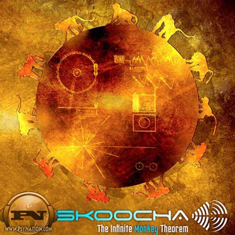 Skoocha - The Infinite Monkey Theorem