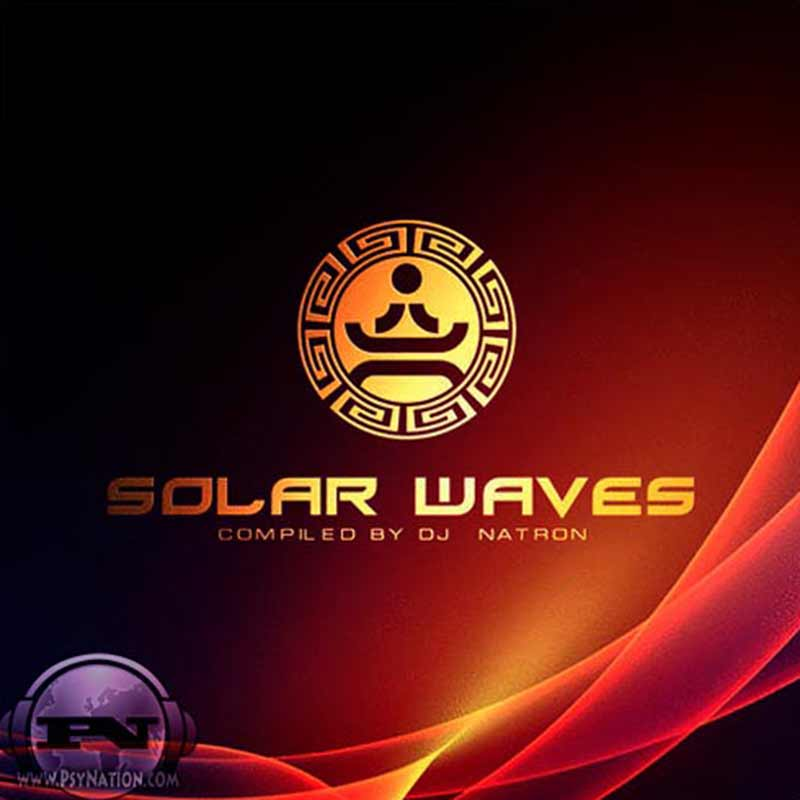 V.A. - Solar Waves (Compiled by DJ Natron)