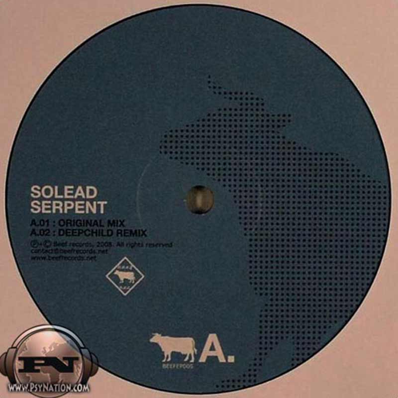 Solead - Serpent EP