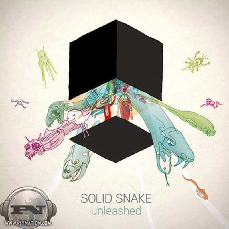 Solid Snake - Unleashed