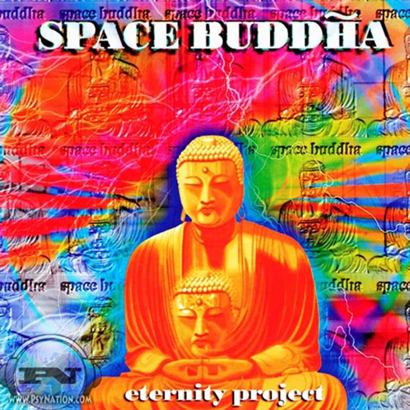Space Buddha - Eternity Project
