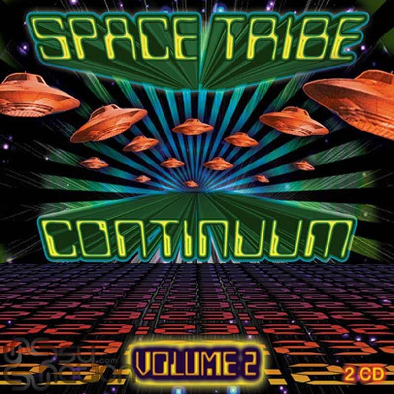 Space Tribe - Continuum Vol. 2