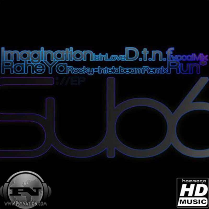 Sub6 - Imagination (Is In Love) EP