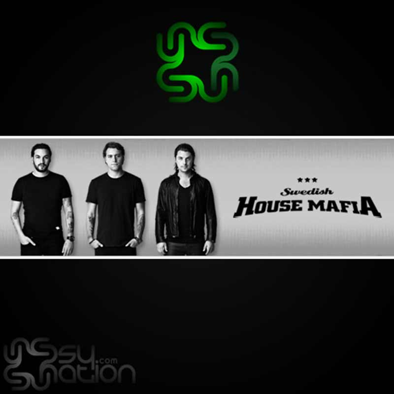 Swedish House Mafia - Live At Ultra Music Festival Brasil 2011 (Set)